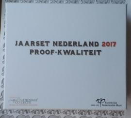 Nederland proofset 2017