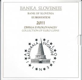 "Slovenië BU set 2011 ""Katedrala Svobode"""