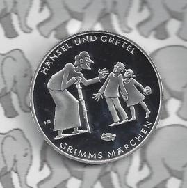 "Duitsland 10 euromunt 2013 (1e) ""Hans en Grietje"" (Zilver)"