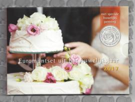 Nederland BU set 2017 Huwelijksset