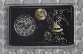 "Frankrijk 2 euromunt CC 2019 ""Asterix"", in coincard afbeelding Asterix"