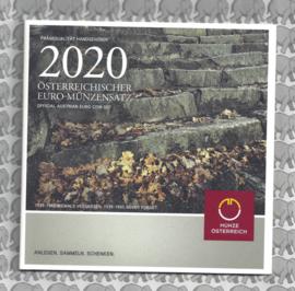 Oostenrijk BU set 2020