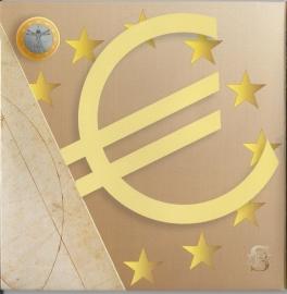 """Italié BU set 2003 """"Minister Economie"""""""