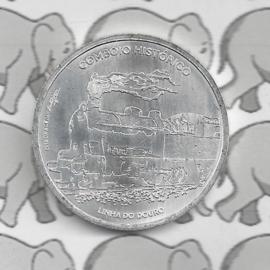 """Portugal 7,5 euromunt 2020 (12e) """"Historische treinen"""""""