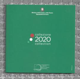 Italië BU set 2020 (8 munten)