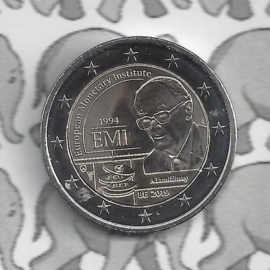 "België 2 euromunt CC 2019 ""25 Jaar Europees Monetair Instituut (EMI)"""