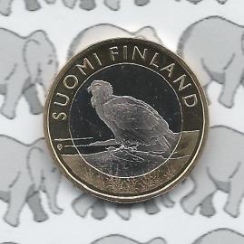 "Finland 5 euromunt 2014 (31e) ""Aland, de zeearend"""