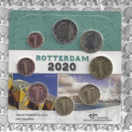 Nederland UNC set 2020 (in blister)
