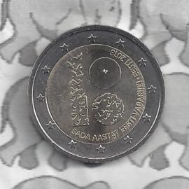 "Estland 2 euromunt CC 2018 (6e)""100 jaar republiek Estland"""