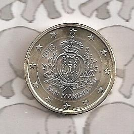 San Marino 100 eurocent 2013