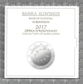 Slovenië BU set 2017