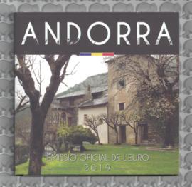 Andorra BU set 2019