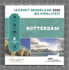 "Nederland Nationale BU set 2020 ""Rotterdam"" (deel 4 van 5)"