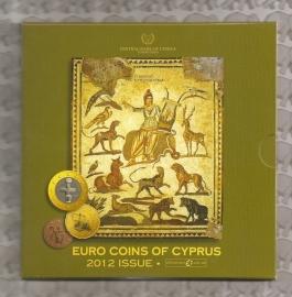 Cyprus BU set 2012