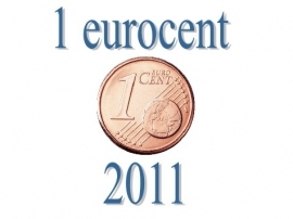 Luxemburg 1 eurocent 2011