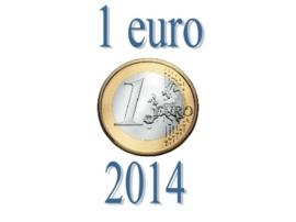 Letland 100 eurocent  2014