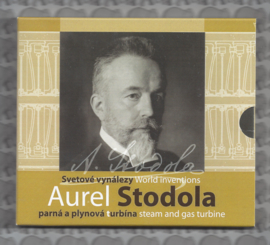 "Slowakije BU set 2019 ""Aurel Stodola"""