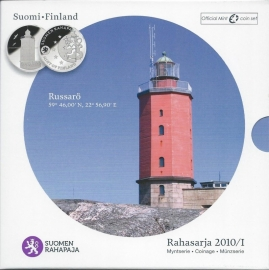 Finland BU set 2010 (deel 1)