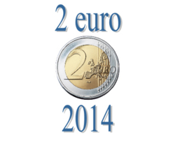 Duitsland 200 eurocent 2014 A