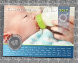 Nederland BU babyset 2017 jongen