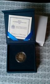 """Malta 2 euromunt CC 2013 """"Inwerkingtreding van de nieuwe grondwet in 1921"""" (proof in doosje)"""