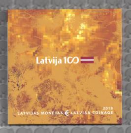 Letland BU set 2018