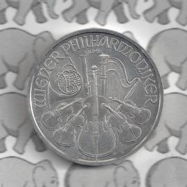 """Oostenrijk 1,5 euromunt 2011 """"Wiener Philharmoniker"""""""