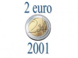 Frankrijk 200 eurocent 2001