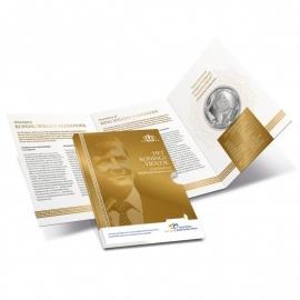 """Nederland 10 euromunt 2013 """"Koningstientje"""" (zilver, in blister)"""