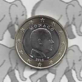 Monaco 100 eurocent 2014