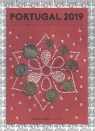 Portugal FDC set 2019