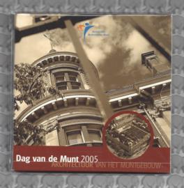 """Nederland BU set 2005 """"Dag van de munt"""""""
