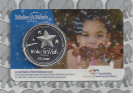 "Nederland coincard 2018 ""Make a Wish"" (penning)"