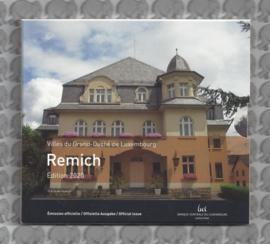 "Luxemburg BU set 2020 ""Remich"""