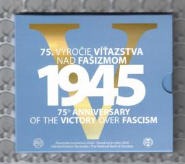 """Slowakije BU set 2020 """"75 jaar overwinning op het fascisme"""""""