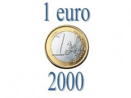Frankrijk 100 eurocent 2000