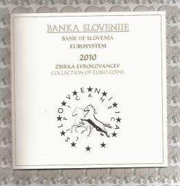 """Slovenië BU set 2010 """"Lipicanec"""""""