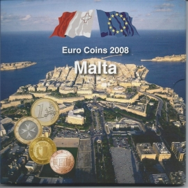 Malta BU set 2008 ( Post )