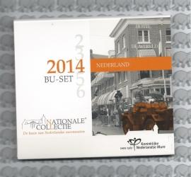Nederland Nationale BU set 2014