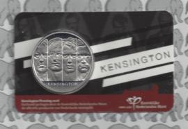 "Nederland coincard 2018 ""Kensington"" (penning)"