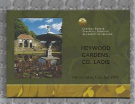 "Ierland BU set 2005 ""Heywood Garden"""