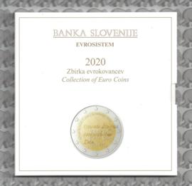 Slovenië BU set 2020