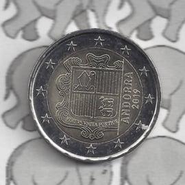 Andorra 200 eurocent (2 euro) 2019