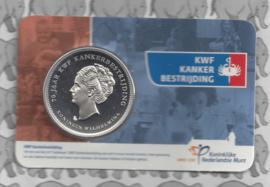 "Nederland coincard 2019 ""KWF"" (penning)"