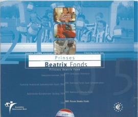 "Nederland BU set 2005 ""Beatrixfonds """