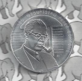 "Duitsland 20 euromunt 2018 (14e) ""150e Verjaardag Peter Behrens"", zilver"