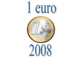 Luxemburg 100 eurocent 2008