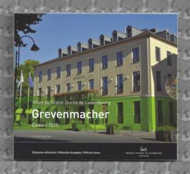 "Luxemburg BU set 2019 ""Grevenmacher"""