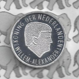"""Nederland 5 euromunt 2019 (43e) """"Market garden vijfje"""" (los)"""