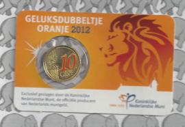"Nederland 10 eurocent 2012 ""Geluksdubbeltje"""